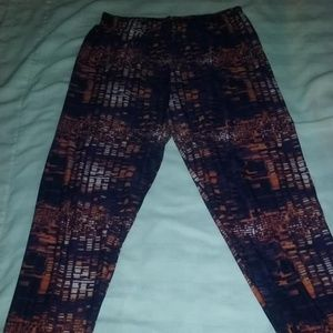 New Mix Leggings
